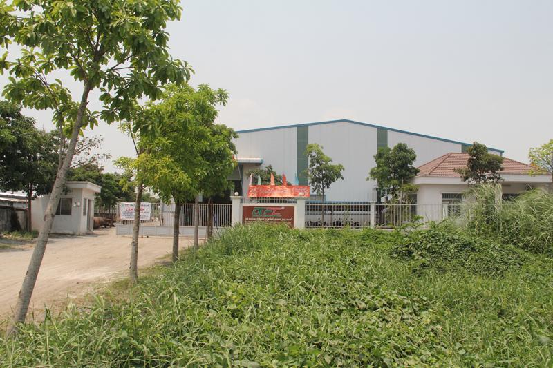Nhà máy sản xuất phân bón Đại Nam